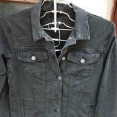 Шикарная джинсовая куртка