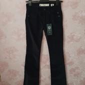 Стильные новые велюровые джинсы клешь ! УП скидка 10%