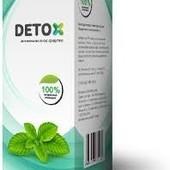 Detoxic - антигельминтное средство от паразитов.