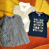 Пакет одягу для дівчинки 3-5 р.