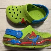 Кроксы Crocs c10 стелька 16,5 см