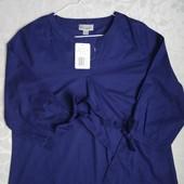 Blue motion Германия Летняя блуза 100% коттон 40/42р евро