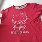Классная детская футболочка-оверсайс,состояние хорошое,смотрите замеры и описание