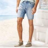 Стильные  шорты Denim joggers Livergy L 54
