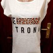 Новая футболка модная забираем