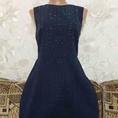 Красивое женское платье в стразах Warehouse, размер М