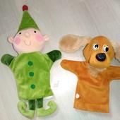Куколки на руку для домашнего театра
