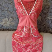 Шикарное ажурное стрейчевое платье, Tempest, p. L