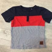 ☘ Лот 1 шт ☘ Дитяча футболка від Topolino (Німеччина), розмір 128