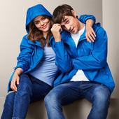 ☘ Якісна куртка від дощу, унісекс, ecorepel®, мембрана 3000, Tchibo (Німеччина), р.: 44-46 (S евро)