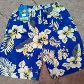Молодежные пляжные шорты