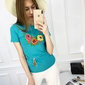 Красивенные яркие футболки-вышиванки!!!