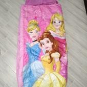 Спальный мешок для девочек от 3лет до 10лет замеры на фото