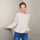 ☘ Шикарна яскісна блуза в офісному стилі від Tchibo (Німеччина), р.: 50-52 (44/46 евро)
