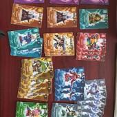Карточки АТБ арена, с титаном Немезис