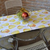 ☘ Скатертина-доріжка для сервірування столу від Tchibo (Німеччина)