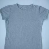 Фирменная H&M футболка девочке 11-12 лет идеал