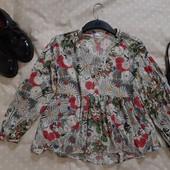 Красивая блуза оверсайз ! УП скидка 10%