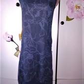Платье, лён