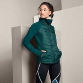 ☘ Кофта-куртка бігова з застібкою на блискавку, Tchibo(Германія), р. наши: 42-44 (XS евро)