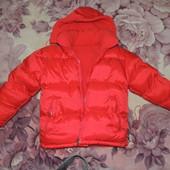 Очень теплая зимняя курточка. Отличное состояние Discovery