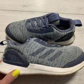 Кроссовки Adidas оригинал 34 размер стелька 21,5 см ( на бирке 21 см)