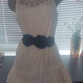 фирменный летний сарафан платье