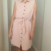 Платье пудровое сарафан от C&A ПОГ 59см