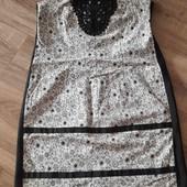 Літнє плаття зі стейч-котону
