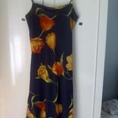 Летнее платье, размер 38-40евро.