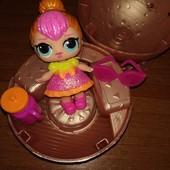 Кукла Лол lol Неончик оригинал .Полный комплект .