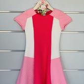 Фирменное красивое Платье 5-6 лет Young Dimension