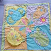 ✔️Развивающий коврик для малышей!!! Размер 100 см* 100 см!!!