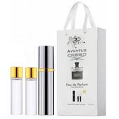 Мужская парфюмированная вода Creed Aventus 3*15 мл