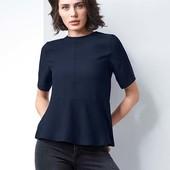 ☘ Стильна елегантна блуза від Tchibo (Німеччина), розмір наш: 44-46 (38 євро)