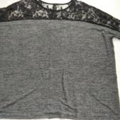 Качественная блуза кроя летучей мыши