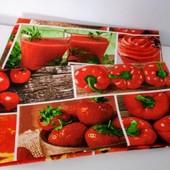 Набор ярких красивых хлопковых полотенец для кухни, для дома!