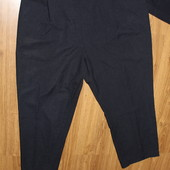 брюки классика очень большого размера, 53см пот тянется до 61, бедра 64-65см