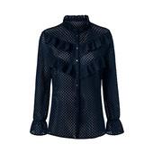 ☘ Якісна стильна блуза від Tchibo (Німеччина), р.: 54-56 (48 евро)