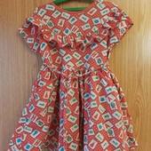 Літнє платтячко 100% бавовна