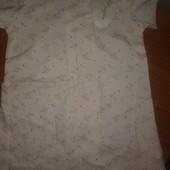 Нежное платье Lupilu (Германия), размер 62/68 (2-6 мес)