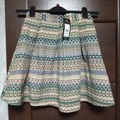 Фирменная новая красивая юбка р.8-12 на пот-31 или на подростка