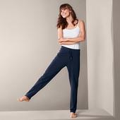 ☘ Штани для домашнього одягу тонкої в'язки від Tchibo (Німеччина), розміри: 42-44 (36/38 євро)