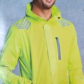 Newletics мужская функциональная водоотталкивающая куртка ветровка дождевик Германия!