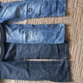 Кофта и пара джинс мальчику р.146