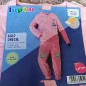 GG94.Трикотажная пижама для Lupilu (lЛупилу) светится в темноте