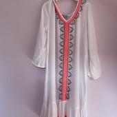Плаття пляжне на 10 рочків