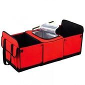 Органайзер - холодильник в багажник автомобиля, для похода, туризма, отдыха Trunk Organizer & Cooler