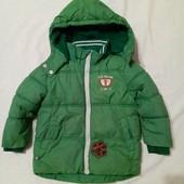 Куртка на тёплую зиму или холодную весну /осень