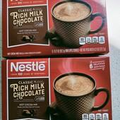 Какао Nestle